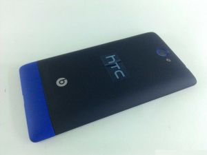 Корпус HTC A620e Windows Phone 8s (blue) Оригинал