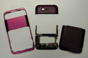 Корпус HTC Rhyme (purple) Оригинал