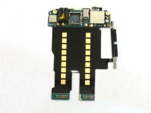 FLC (Шлейф) HTC A8181 Desire (с разъёмом под камеру, кнопками громкости и включения)