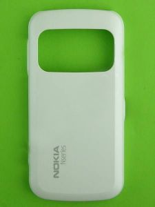 Задняя крышка Nokia N86 (white) Оригинал