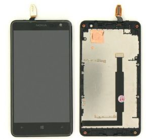 LCD (Дисплей) Nokia 625 Lumia (в сборе с тачскрином)
