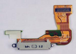 FLC (Шлейф) Apple iPhone 3GS с системным разъёмом (821-0748-A) (white)