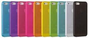 Накладка Apple iPhone 5/5S Ультратонкая (white)