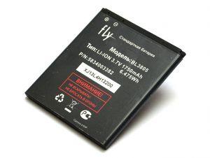 Аккумулятор Fly IQ4402 ERA Style 1/IQ4404 Spark (BL3805) Оригинал