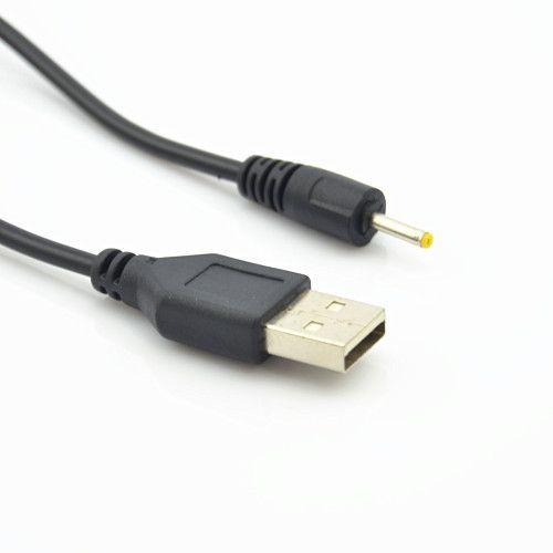 Кабель USB для зарядки китайских планшетов 2,5 мм (1,2 метра)