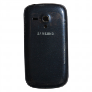Корпус Samsung i8190 Galaxy S3 mini (blue) Оригинал