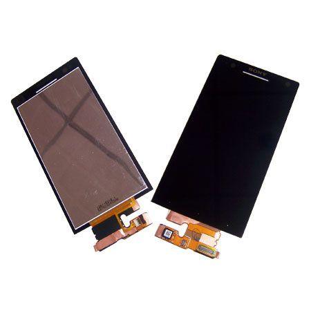 LCD (Дисплей) Sony LT26i Xperia S/LT26ii Xperia SL (в сборе с тачскрином) Оригинал
