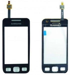 Тачскрин Samsung S5250/S5750 (black) Оригинал