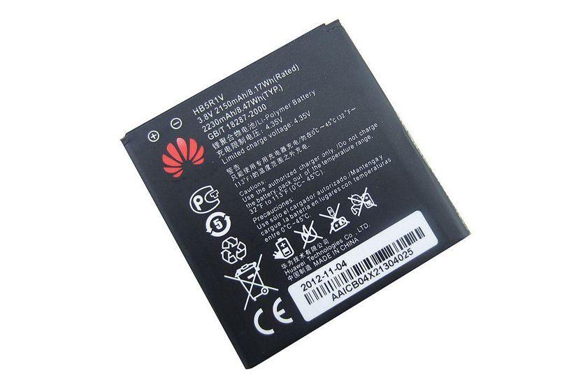 Аккумулятор Huawei U9508 Honor 2  (HB5R1V/HWBAS1) Оригинал