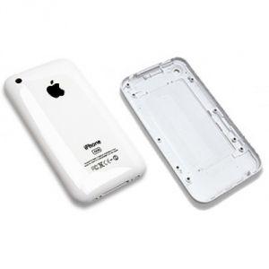 Задняя крышка iPhone 3GS 32GB (white)