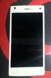LCD (Дисплей) Fly FS452 Nimbus 2 (в сборе с тачскрином) (white) Оригинал