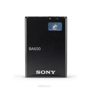 Аккумулятор Sony ST25i Xperia U (BA600) Оригинал