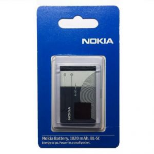 Аккумулятор Nokia BL-5C Оригинал