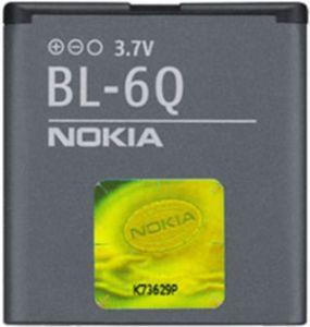Аккумулятор Nokia 6700 Classic (BL-6Q) Оригинал