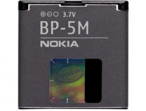 Аккумулятор Nokia BP-5M Оригинал