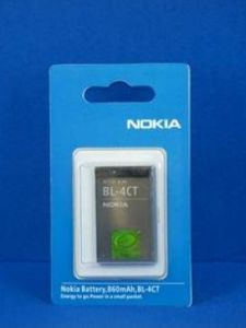 Аккумулятор Nokia BL-4CT Оригинал