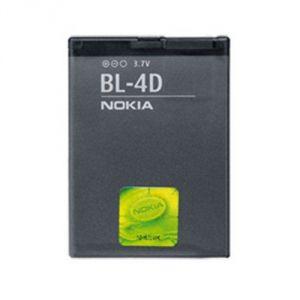 Аккумулятор Nokia E5/E7/N8/N97 mini/N950/ Fly TS100/ TeXet TM-B410 (BL-4D) Оригинал