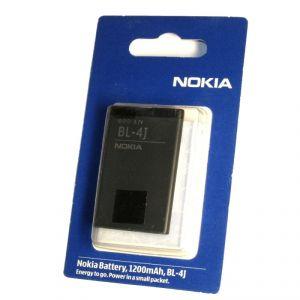 Аккумулятор Nokia BL-4J Оригинал