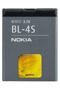 Аккумулятор Nokia BL-4S Оригинал
