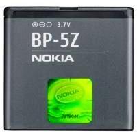 Аккумулятор Nokia BP-5Z Оригинал