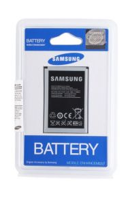 Аккумулятор Samsung B7300 Omnia lite/B7330 Omnia pro/B7610 Omnia pro/B7620 Giorgio armani/i5700 Galaxy spica/i6410 M1/i8320 H1/i8910 Omnia HD 8GB/S8500Wave 8GB (EB504465VU) Оригинал