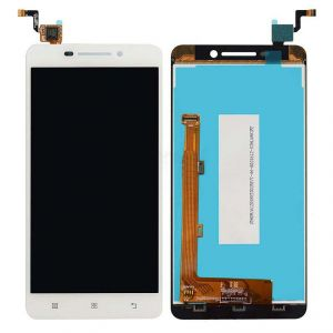 LCD (Дисплей) Lenovo A5000 (в сборе с тачскрином) (white) Оригинал