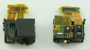 FLC (Шлейф) Sony C6602 Xperia Z/C6603 Xperia Z/C6606 Xperia Z (с разъемом гарнитуры и датчиком света) Оригинал