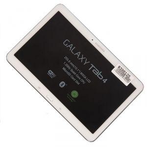 LCD (Дисплей) Samsung T530 Galaxy Tab 4 10.1 (в сборе с тачскрином) (white) Оригинал