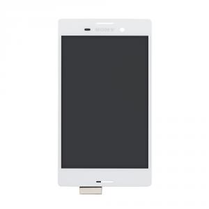 LCD (Дисплей) Sony E2303 Xperia M4 Aqua/E2306 Xperia M4 Aqua/E2312 Xperia M4 Aqua Dual/E2333 Xperia M4 Aqua Dual LTE/E2353 Xperia M4 Aqua/E2363 Xperia M4 Aqua Dual (в сборе с тачскрином) (white)