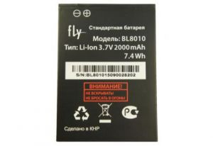 Аккумулятор Fly FS501 Nimbus 3 (BL8010) Оригинал