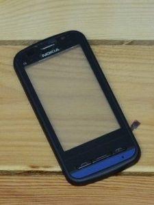Тачскрин Nokia C6-00 (в раме) (black) Оригинал