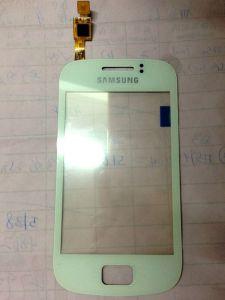 Тачскрин Samsung S6500 Galaxy Mini 2 (white) Оригинал