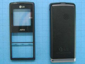 Корпус LG KP110 (black)