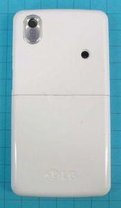 Корпус LG KP500 (white)