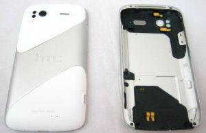 Корпус HTC Z710e Sensation (white) Оригинал