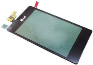 Тачскрин LG E615 Optimus L5 Dual (black) Оригинал
