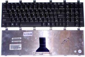 Клавиатура для ноутбука Toshiba M60/M65/P100/P105 (black)