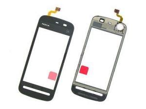 Тачскрин Nokia 5228/5230/5235 (black) Оригинал