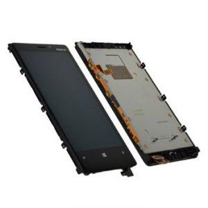 LCD (Дисплей) Nokia 920 Lumia (в сборе с тачскрином) (black) Оригинал