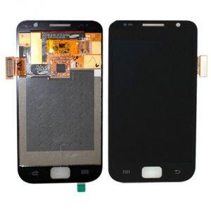 LCD (Дисплей) Samsung i9000 Galaxy S/9001 Galaxy S Plus (в сборе с тачскрином) (black) Оригинал
