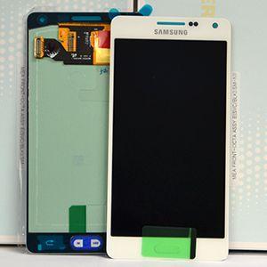 LCD (Дисплей) Samsung A500F Galaxy A5 (в сборе с тачскрином) (white) Оригинал