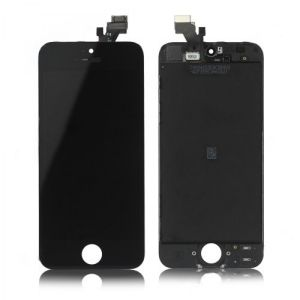 LCD (Дисплей) iPhone 5 (в сборе с тачскрином) (black) Оригинал