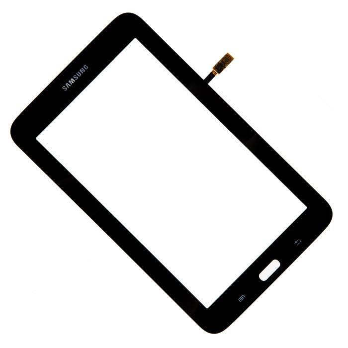 Тачскрин Samsung T110 Galaxy Tab 3 7.0 Lite (black) Оригинал