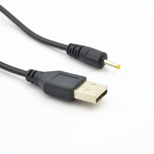 Кабель USB для зарядки китайских планшетов 3,5 мм (1 метр)