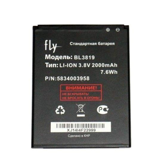 Аккумулятор Fly IQ4514 Quad EVO Tech 4 (BL3819) Оригинал