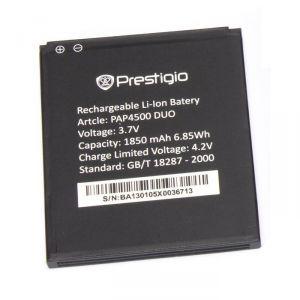 Аккумулятор Prestigio MultiPhone РАР4500 DUO Оригинал