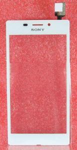 Тачскрин Sony D2403 Xperia M2 Aqua (white) Оригинал