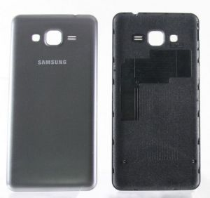 Задняя крышка Samsung G530H Galaxy Grand Prime/G531H Grand Prime VE Duos (grey) Оригинал