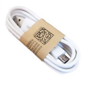 Кабель USB Samsung micro USB (white) AAA