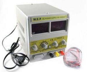 Блок питания (источник питания) W.E.P PS-1502DD+ (15V/2A)